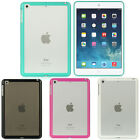 For Apple iPad Mini 3 TPU Gel GUMMY Hard Skin Case Cover Accessory