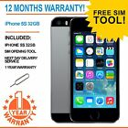 Apple iPhone 5s 32GB Factory Unlocked - Space Grey