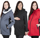 Comfortable Maternity Pregnancy warm and elegant coat jacket 100% Softshell