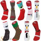 Bluw Cotton Silly Socks Novelty Christmas Unisex Adult Xmas Festive Themed Gift