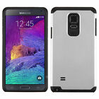 Samsung Galaxy Note 4 HARD Astronoot Hybrid Rubber Silicone Case + Screen Guard