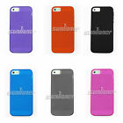 Gel Matte TPU Case for Apple iPhone 5, iPhone 5S 5G
