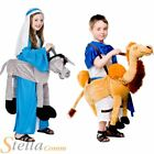 Deluxe Christmas Nativity Xmas Kids Boys Girls Fancy Dress Costume Outfit