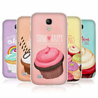 HEAD CASE CUPCAKE HAPPINESS GEL REAR CASE COVER FOR SAMSUNG GALAXY S4 MINI I9190