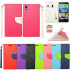 For HTC Desire 816 Case Wallet Pouch Stand ID Phone Protector Cover