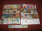 1989 - 1997 UM Greetings Booklet Stamps STRIPS 5 or 10 MNH - Multiple Listing