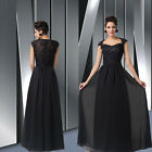 VINTAGE BLACK NEW Masquerade HOMECOMING MOTHER Ceremony Evening Prom Party Dress