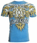 XTREME COUTURE by AFFLICTION Men T-Shirt PREDATOR Randy Tattoo Biker MMA UFC $40