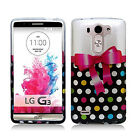 For LG G3 Vigor HARD Protector Case Snap On Phone Cover Accessory (Lg G3 Phone Casing)