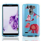 For LG G3 Vigor HARD Protector Case Snap On Phone Cover Accessory