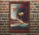 War of the Worlds Vintage Film Movie Poster 6 sizes matte+glossy available
