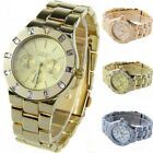 Women Watches Stainless Steel Case Alloy Band Quartz Wrist Watch NY XMAS GIFT
