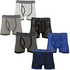 Mens Crosshatch Squint Pack of 2 Boxer Trunks Plain / Print Shorts Underwear Siz