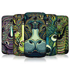 HEAD CASE AZTEC FACES 6 PROTECTIVE COVER FOR SAMSUNG GALAXY S4 MINI I9190