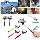 Wireless Extendable Shutter Selfie Monopod Phone Stick Pole with Remote Button