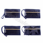 Pop Portable Embossed Mini Clutch Wallet Phone Bag PU Leather Delicate Hand Bag
