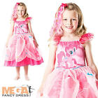 Pinkie Pie Princess My Little Pony Girls Fancy Dress Fairytale Kids Costume 3-6