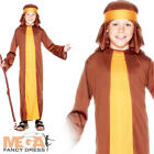 Shepherd Boys Fancy Dress Joseph Nativity Christmas Childrens Childs Costume