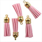 New Fashion Colorful Korea Flannelette Tassels Pendant Charms Fit Jewelry Making