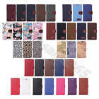 """For iPhone 6 4.7"""" Plus 5.5"""" Various Classical Wallet Card Stand Flip Case Cover"""