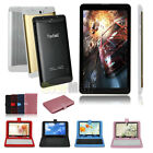 GSM 3G phablet 7'' Tablet Android 4.4.2 Dual SIM Wifi Smart Phone W/ Keyboard