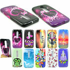 Cute Soft Rubber Silicone Cell Phone Back Case Cover For Apple Iphone 3 3G 3GS