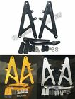 CNC Rearsets Footpeg Footrest Rear Set Foot Rest Peg Fit HONDA RS 125 GP RS125GP
