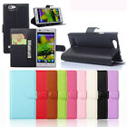 Leather Wallet Pouch Flip Case Cover For ZTE BLADE L2 Classic Reliable