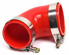 """Red Universal Silicone Elbow 90 Degree Reducer Transition hose 2"""" 2.25"""" 2.75"""" 3"""""""