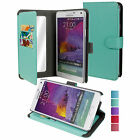 for Samsung Galaxy Note 4 (N910) - Exclusive Flip Mirror Case PU Leather Cover