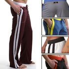 fast Mens Jogging pants Sports Long Pant Training Loose Casual Athletic Trousers