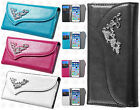 Apple iPhone 6 4.7 Premium Leather LOVE Wallet Pouch Flip Cover + Screen Guard