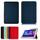 """For Toshiba Encore 2 WT10-A32/A64 10.0"""" Windows 8.1 Tablet Slim Shell Cover Case"""