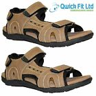 WOMENS VELCRO WALKING SPORTS HIKING SUMMER BEACH MULES SANDALS LADIES SHOES SIZE