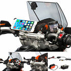 Motorcycle M6 M8 M10 Bike Bolt Mount Holder + Hardwire Charger for iPhone 6 Plus