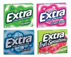 Wrigley's Extra Chewing Gum 12 ~ 24 or 36 Packs