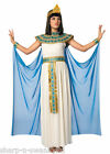 Ladies 6 Piece Sexy Cleopatra Egyptian Queen Fancy Dress Costume Outfit 10-16