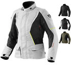 Rev It Monroe Motorcycle Ladies Jacket Waterproof Armoured Reflective Motorbike