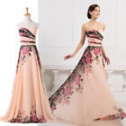 Victorian❤ Long Quinceanera Formal Festival Prom dress Bridesmaid Evening Gowns