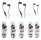 Original Skullcandy Headphone/earphone for iPhone 5 5s/Samsung Galaxy S 3 4 NOTE