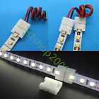 LED strip connector for 120 LED/ meter 3528 No need soldering(600 LED per roll)