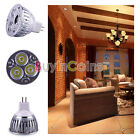 Ultra Bright MR16 9W LED Dimmable Spot Light Downlight Lamp Bulb Warm White