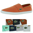 Lacoste Marice Men's Slip On Sneakers Shoes Canvas