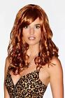 Incognito Vixen Long Curly Wavy Layered Bangs Wig
