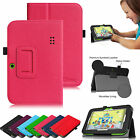 Premium PU Leather Case Stand Cover For ProntoTec 7 inch WiMo C72R Tablet