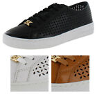 Michael Kors Olivia Women's Perforated Sneakers Shoes Leather