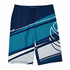 Surfdome Kuta Reef Youth  Boys  Board Shorts - Blue