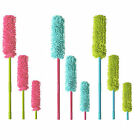 Microfibre Duster Magic Duster Extendable Rod Home Dusting Dust Collecter Micro