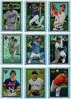 2014 Bowman Chrome 1989 Bowman is Back Refractor Insert You Pick Your Player