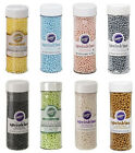 Sugar Pearls 5 oz from Wilton - Many Colors to Choose From
